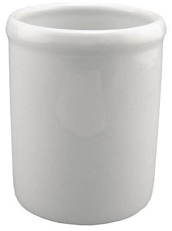 BIA Cordon Bleu 60 Ounce Utensil Crock, White