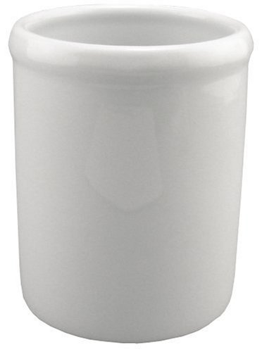 BIA Cordon Bleu 60-Ounce Utensil Crock, White