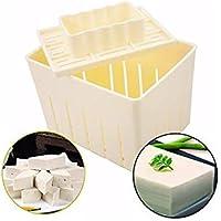 Mangocore Tofu Maker Press Mould Kit + Cheese Cloth Soy DIY Pressing Mould Kitchen Tool