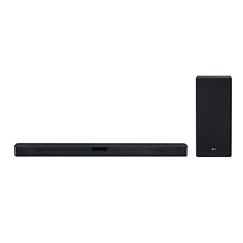 LG SL5Y 2.1 Channel High Resolution Sound Bar w/ DTS Virtual:X