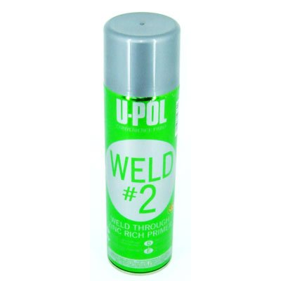 WELD#2 - WELD THROUGH COPPER RICH PRIMER 450 ml