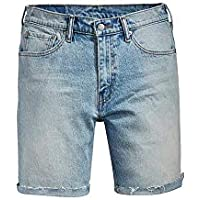 Bermuda Jeans Levis 502 Taper Hemmed Masculina 70027
