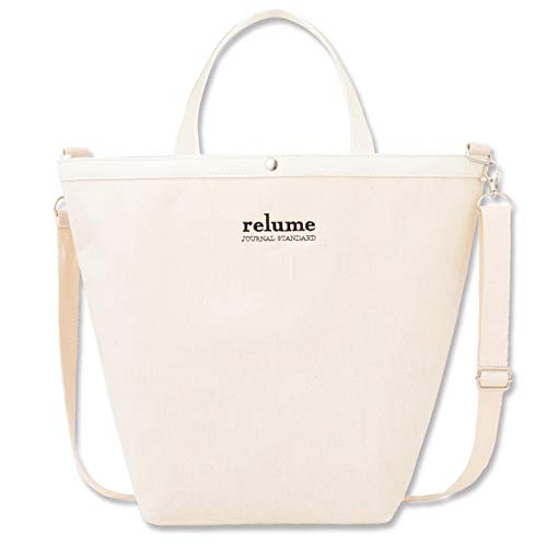 JOURNAL STANDARD relume 2WAY TOTE BAG 付録画像