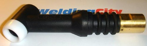 WeldingCity TIG Welding Torch Head Body WP-26F SR-26F (Flex Head) 200-Amp Air Cooled