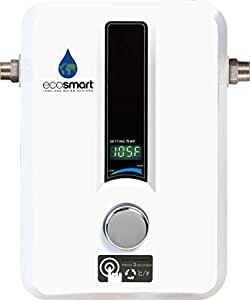 Ecosmart 8 Kw Electric Tankless Water Heater 8 Kw At 240