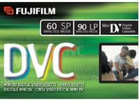 23030073 - DVC60. Mini DV Video Cassettes. 3pk