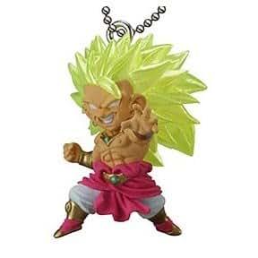 Amazon.com: Dragon Ball figura de cho Swing Llavero ~ UDM la ...