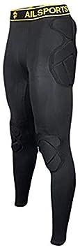 Hcxbb-17 Anticollision Set Short Compression Matelass/ée Men Et Gilet De Protection De Football Gear Set Costume Formation T-Shirt /À Manches Longues Et Pantalons Ensembles De Compression Collants