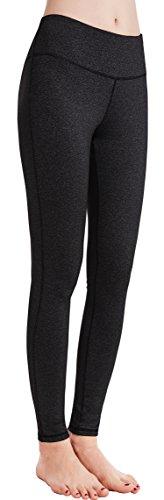 98bb2bd15f74b Oalka Women Power Flex Yoga Pants Workout Running Leggings Heather XXL by  Oalka (Image #