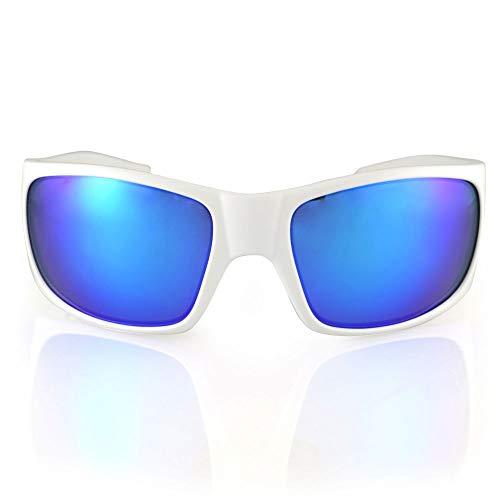 Clear Lake Montana Polarized Sports Sunglasses for Men Women Fishing Running Hiking Running Cycling