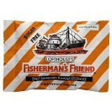 Fishermans Friend Spicy Mandarin 25g. (Pack of 3)