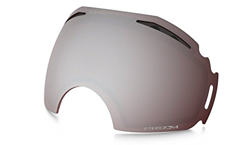 Oakley Airbrake Replacement Lens, Prizm Black - Rectangular Goggles