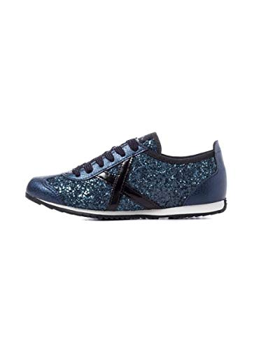 Basses Mixte Munich Osaka Adulte Bleu Sneakers 1UUEnf