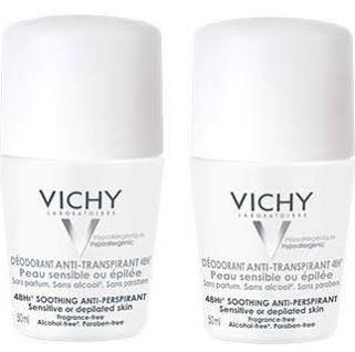 Vichy Deodorant Anti-transpirante 48h Sensitive Pack of 2x50ml (Vichy Deodorant)