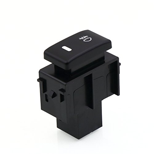 12V Car Fog Light Switch Daytime Running Lights Switch Use for NISSAN,qashqai,tiida,x-trail,sunny,NV200 - Nissan Switch