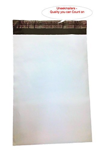 19x24'' WHITE POLY MAILERS/BAGS/ENVELOPES-50 qty