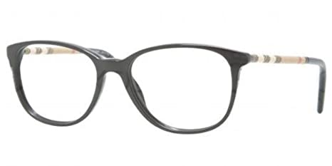 970b772056 Burberry BE2112 Eyeglasses-3001 Black-50mm: Amazon.ca: Sports & Outdoors