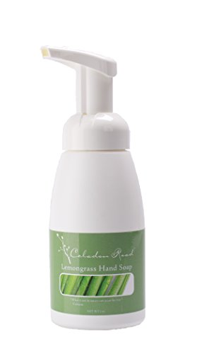 Celadon Road Lemongrass Foaming Hand Soap - Organic Ingredie