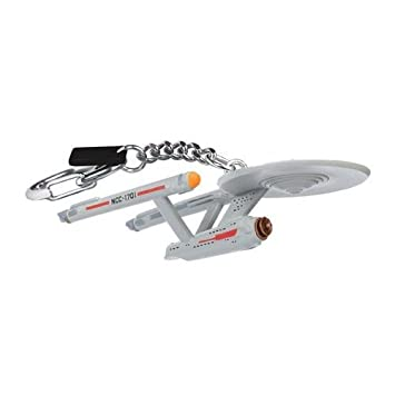 Star Trek llavero Set 3teilig - Enterprise Modelos: NCC 1701 ...