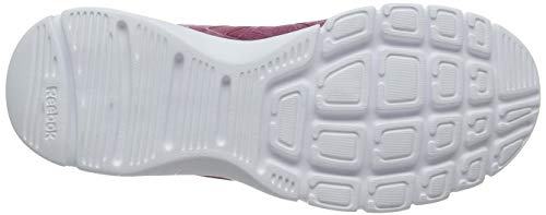 Berry 3d Mujer Tr Deporte Reebok Pink Fusion twisted Para Zapatillas Multicolor De twisted 000 white pZ4wvnAa