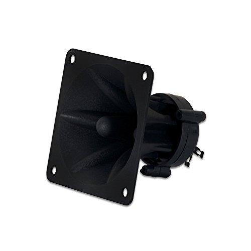 Goldwood Sound 75 Watts 8ohm Piezo Horn Speaker Tweeter Black (GT-1005) -