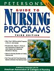 Peterson's Guide to Nursing Programs: Baccalaureate and Graduate Nursing Programs in the U.S. and Canada (3rd ed. Issn 1073-7820)