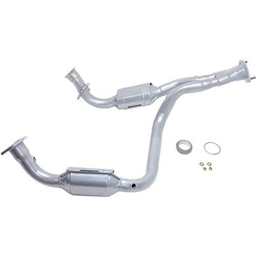 04 gmc sierra catalytic converter - 3