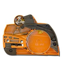 Chainsaw Clutch Cover with Brake Husqvarna 455, 460