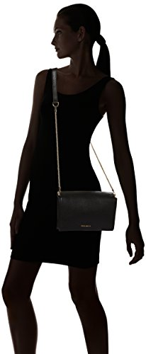 COCCINELLE Elise - Shoppers y bolsos de hombro Mujer Negro (Noir)