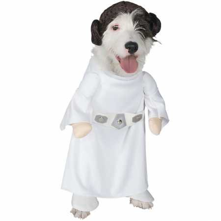 Rubie's Star Wars Princess Leia Pet Costume Small -