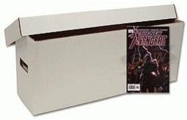 BCW Long Comic Book Storage Box - 10 ct