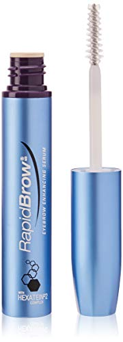 RapidBrow Eyebrow Enhancing Serum, 0.1 fl. oz. (Best Brow Enhancing Serum)