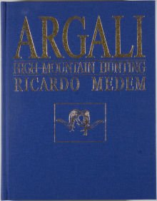 Argali High-Mountain Hunting; (Ltd # Signed)