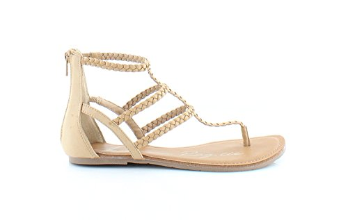 American Rag Womens Madora Open Toe Casual Light Natural SS6tBJRd