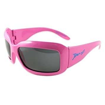 981b710873 Amazon.com  Baby Banz Junior Banz Polarized Sunglasses in Flamingo Pink   Baby