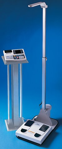 5451236 Tanita Corp Of America Body Composition Scale With Height Ea TBF-215GS Sold AS Individual