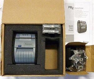 Intermec Receipt (INTERMEC PB2A010E Intermec PB2 1MB RAM/4MB Flash RS-232 IrDA 203dpi Mobile Thermal Details about New Intermec PB2 Mobile Receipt Printer for 700 Series)