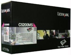 Price comparison product image Lexmark Toner Cartridge - Magenta - 1,500 Pages - C520n, C530dn