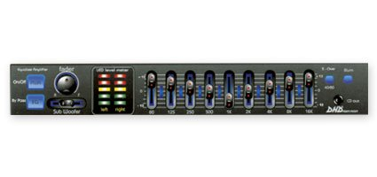 Why Should You Buy DHD NTX-6203 9 BAND PASSIVE GRAPHIC EQUALIZER