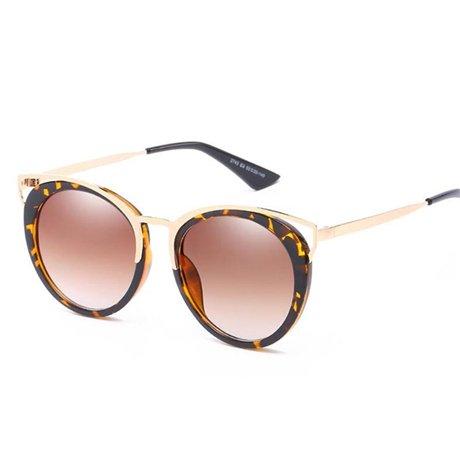 Gafas Marrón Uv400 sol de Designer sol Brown sol Gafas Mujeres Espejo Gafas Brand GGSSYY de Sunglass Ladies Oversized Lovely de Uxq4zF0