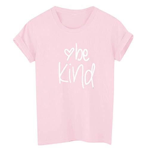♖Loosebee♜ Pattern Print Female T-Shirt Short Sleeve Round Neck Female