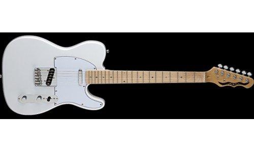 Dean AVLT CWH - Guitarra eléctrica (pastillas telecaster), color blanco: Amazon.es: Instrumentos musicales