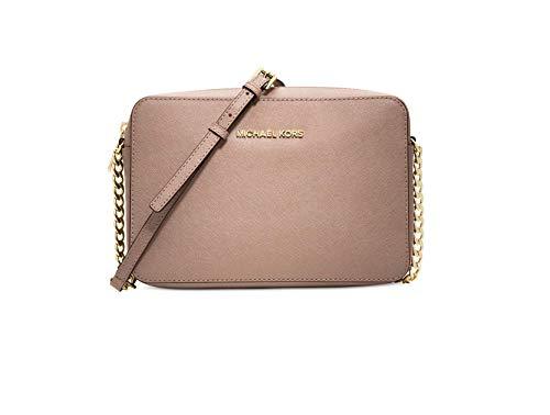 Michael Kors Saffiano Handbag - 1