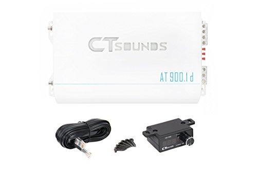 CT Sounds AT 900 1 Monoblock Amplifier