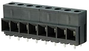 PCB TERMINAL BLOCK, 10.16MM, 8 WAY 21.846M/8-P By IMO PRECISION CONTROLS