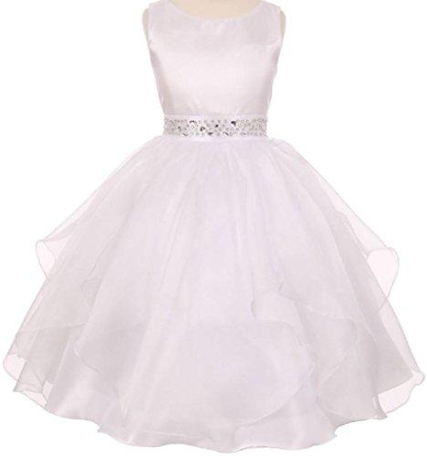 Buy junior bridesmaid bubble dresses - 7