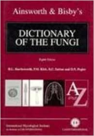 Ainsworth and Bisby's Dictionary of the Fungi (Eighth Edition)