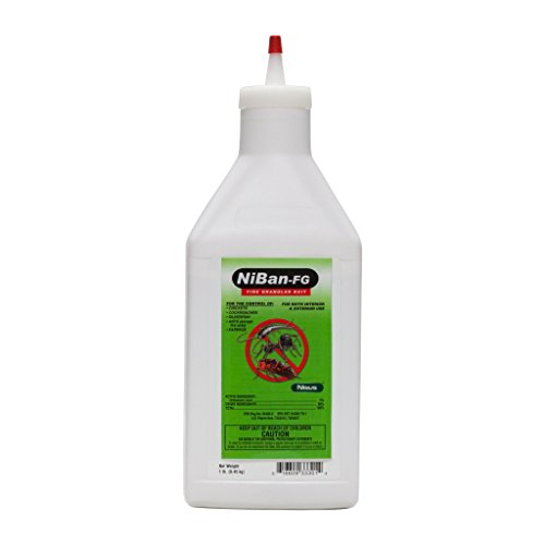Niban Fine Granular Insect Bait (1lb) (Cricket Bait)