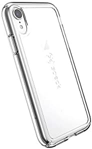 Speck Products GemShell iPhone XR Case, Clear/Clear