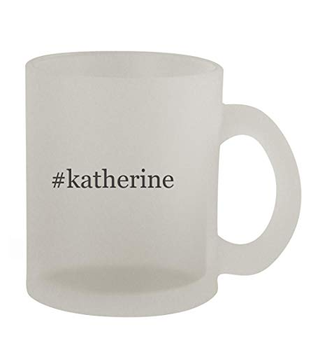 #katherine - 10oz Hashtag Frosted Coffee Mug Cup, Frosted